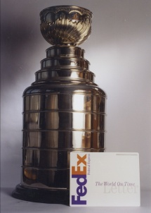 PYTKA Fed Ex Replica Stanley Cup